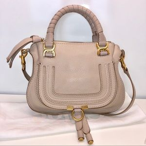 Authentic Chloe Baby Mini Small Macie